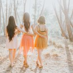"""Three Sisters in the """"Woods"""""""