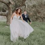 Romantic Wildflowers Themed Editorial Wedding