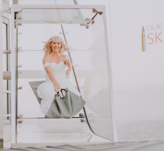 MDP Epic Wedding Featured on Woman Getting Married!