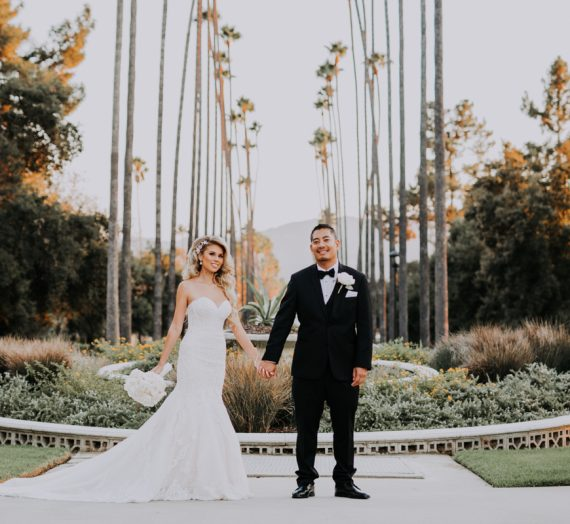 Nadine & Albert's Glamorous Wedding