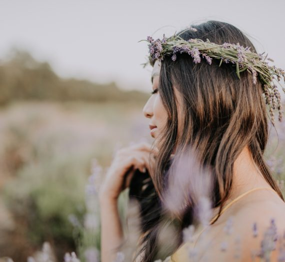 Wild & Free Among the Lavender Fields